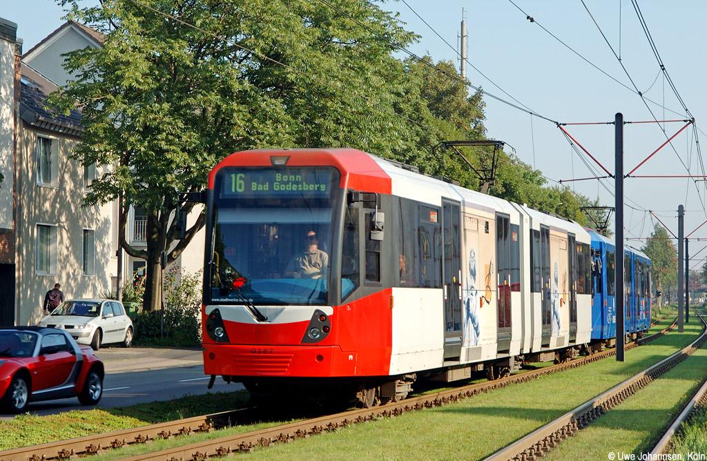 Straßenbahn 18 Köln